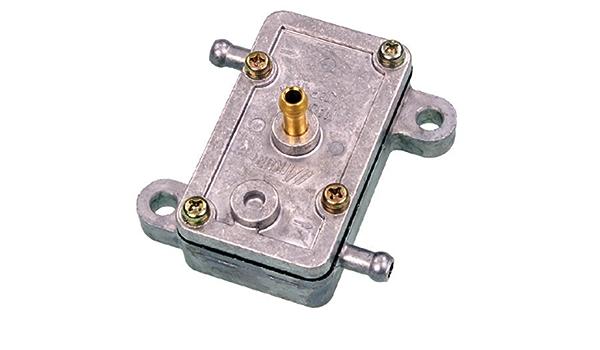Mikuni Fuel Pump Single Outlet Rectangular Df44 227 By Mikuni Auto