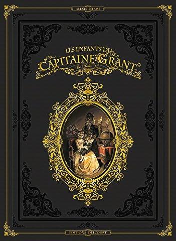 Les Enfants du capitaine Grant, de Jules Verne - Intégrale