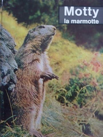Motty la marmotte qui ne voulait pas dormir par Véra illustré de 60 photographies de jeunes animaux des
