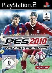 PES 2010 : Pro Evolution Soccer [import allemand]