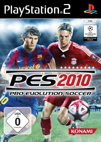 PES 2010 - Pro Evolution Soccer (Ps2 Konami)
