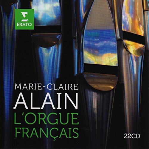 Französische Orgelmusik (Music Box Frankreich)