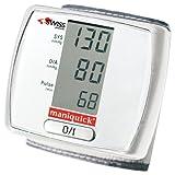 Maniquick MQ 104 Check Quick Automatisches Blutdruckmessgerät für die Messung am Handgelenk
