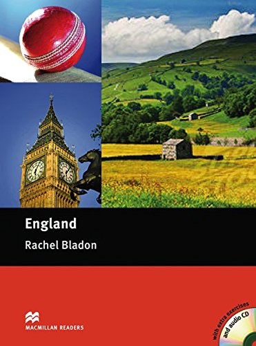 England: Pre-Intermediate Level / Landeskundliche Lektüre mit Fotos und 2 Audio-CDs (Cultural Readers)