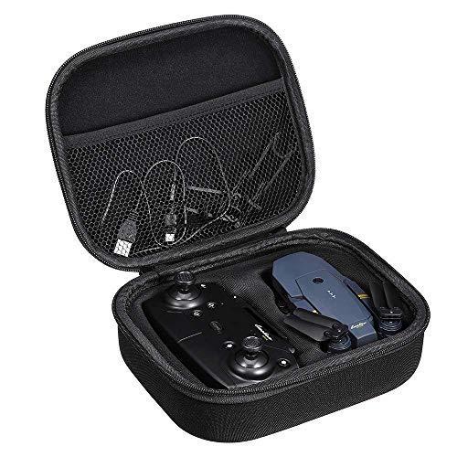 Rantow borsa impermeabile custodia rigida per il trasporto per eachine e58 rc drone accessori per scatola di immagazzinaggio portatile