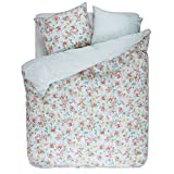 PiP Studio Pip Bettwäsche Chinese Rose Bouquet White 155x220 cm + 80x80 cm