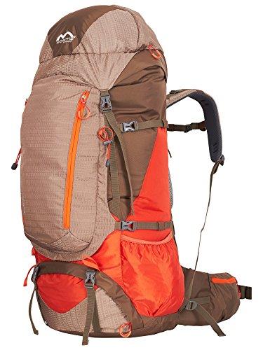 MONTIS BLUERIDGE 85+5 - Sac à dos de randonnée/trekking 90+ L - 91 x 42 cm - 1950g