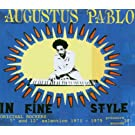 """In Fine Style: Original Rockers/7"""" and 12"""" Selection 1974-1979"""