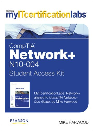 myITcertificationlabs CompTIA Network+ Student Access Code Card (N10-004) por Mike Harwood