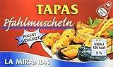 Produkt-Bild: La Miranda Pfahlmuscheln in pikanter Sauce, 115 g