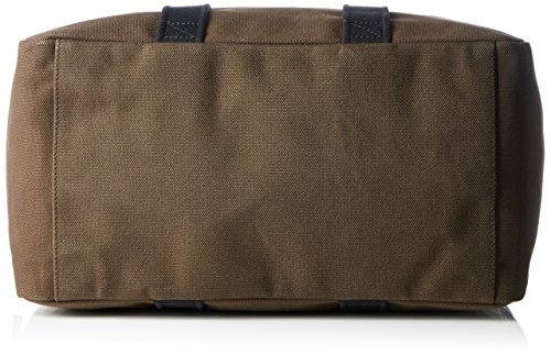 Boss Orange Herren Adventure_Holdall 10193327 01 Henkeltaschen, 23x46x32 cm Grün (Dark Green 301)