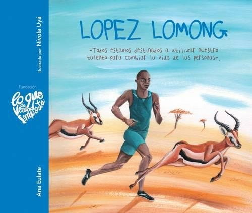 Lopez Lomong: Todos estamos destinados a utilizar nuestro talento para cambiar la vida de las personas (Lo que de verdad importa)