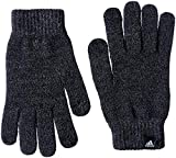adidas Erwachsene Knitit Conductive Handschuh, Black/White, L