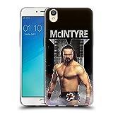 Offizielle WWE LED Bild Drew Mcintyre Soft Gel Hülle für