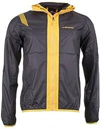 La Sportiva Soft shell Oxygen Evo Windbreaker Grey / Yellow L