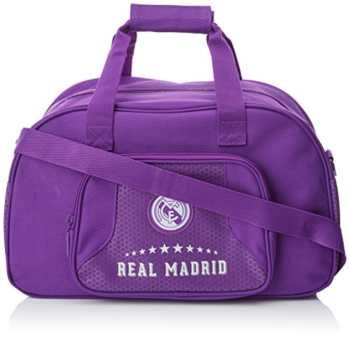 Bolsa deporte Real Madrid Purple
