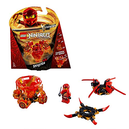 LEGO 70659 Ninjago Spinjitzu Kai Building Kit, Colourful Best Price and Cheapest