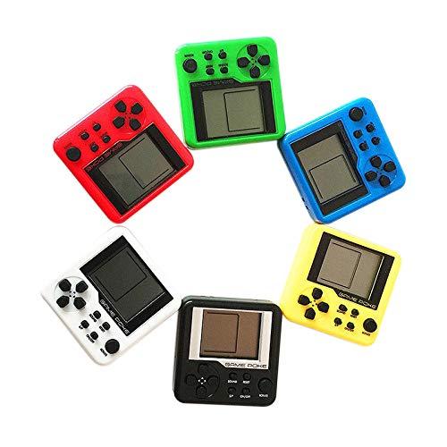 TOOGOO Console a Colori Casuali Retro Mini 3D Puzzle Kids Russian Box Console Portatile Lettori LCD Portatili Giocattoli elettronici educativi