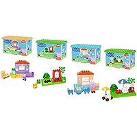 Big 800057102 PlayBig Bloxx - Peppa Pig Basic Sets, modelos surtidos, 1 unidad