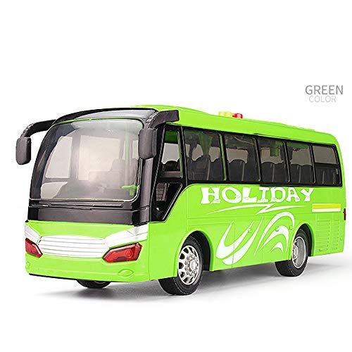 Coche de Juguete para niños Modelo autobús Escolar/autobús / inercia Musical Coche/Modelo...