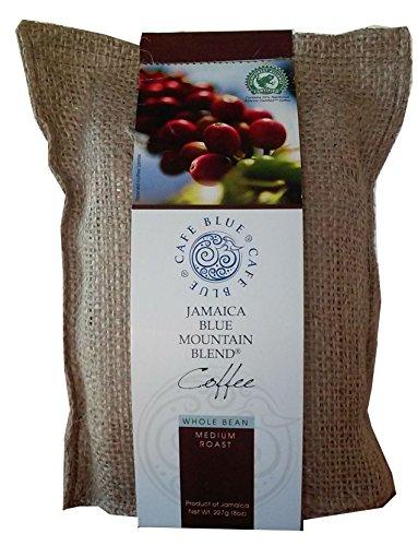 Jamaica Blue Mountain granos de mezcla de café 227g