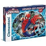 Clementoni - Puzzle Ultimate Spiderman, 104 piezas (206520)