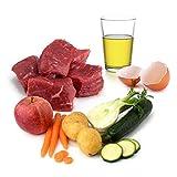 AniForte® PureNature Nassfutter 400g Country Beef Hundefutter- Naturprodukt für Hunde (Feines Rind, 12x400g) - 2