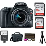 Canon EOS Rebel SL2 SLR Camera With Lens And Accessory Bundle (Starter Bundle)