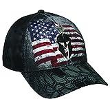 Kryptek U.S. Flagge Logo Baseball Cap – Kryptek Typhon