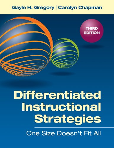 Best Price On Pdf Differentiated Instructional Strategies One Size