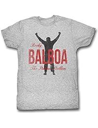 Rocky - - Balboa camiseta de los hombres de