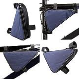 Navy triangolo bicicletta sacca Gear bicicletta Hook loop Storage accessori  bici 79619902040