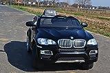 Kinderauto-Elektroauto-BMW-X6-RC-Kinderfahrzeug-zwei-Motoren-je-45W-Kunstledersitz-Original-Lizenzfertigung-12V