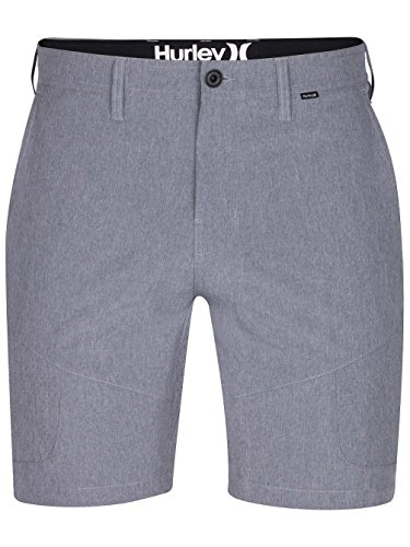 Hurley Phantom Boardwalk WOLF GREY