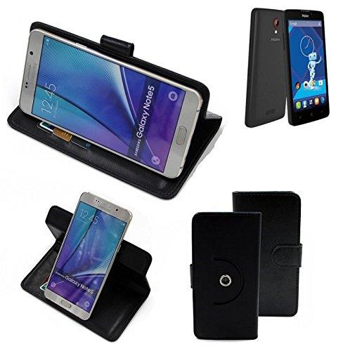 case-360-cover-pour-smartphone-haier-phone-l52-noir-fonction-stand-case-wallet-bookstyle-meilleur-pr