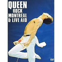 Queen Rock Montreal & Live Aid, 2 DVDs