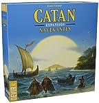 Catan Devir, expansión Navegantes, juego...
