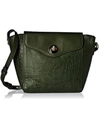 Hidesign Women's Shoulder Bag (Emerald)