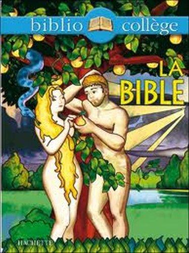 La Bible, numéro 15. Biblio collège par Anonyme