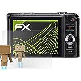 atFoliX FX-Mirror Film de protection d'écran pour Casio Exilim EX-H10 Hi-Zoom