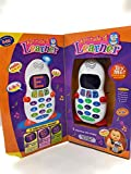 #9: FunBlast™Mobile Phone with LED Display for Kids,Aptitude & Learner,Number and Alphabet Mobile Toy,Educational Toy for Toddlers