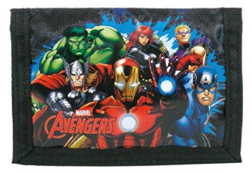 Marvel Avengers Assemble Kinder Geldbörse Geldbeutel Portemonnaie derf