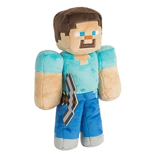 Minecraft 7178Steve Peluche