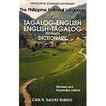 Tagalog/English-English-Tagalog Standard Dictionary (Hippocrene Standard Dictionaries)