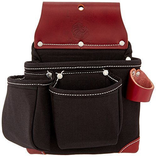 Occidental Leather B8017DB OxyLights 3 Pouch Tool Bag by Occidental Leather