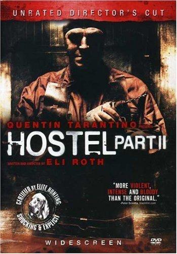 Hostel: Part II (Unrated Director's Cut) by Lauren German (Hostel Dvd)