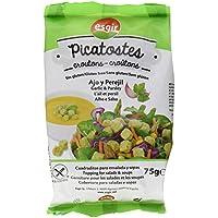 Esgir Picatostes Sin Gluten Ajo y Perejil - 75 gr