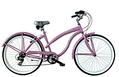 "FREJUS - Bicycle 26"" CRUISER Women Steel"