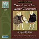 [Alfred Deller: The Complete Vanguard Recordings Vol. 4] Music Of Handel, Bach And The English Renaissance