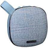 Zebronics ZEB-PASSION Portable bluetooth wireless speaker with built in fm / call function - Blue